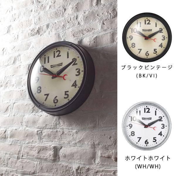 掛け時計 ウォールクロック TK-2072 Engineered-clock エンジニアードクロック 壁掛け時計 アンティーク 見やすい アナログ時計 アナログ 時計 壁掛け レトロ モダン アメリカン 掛時計 寝室 リビング おしゃれ アートワークスタジオ 音がしない 連続秒針 無音 スムーズ秒針
