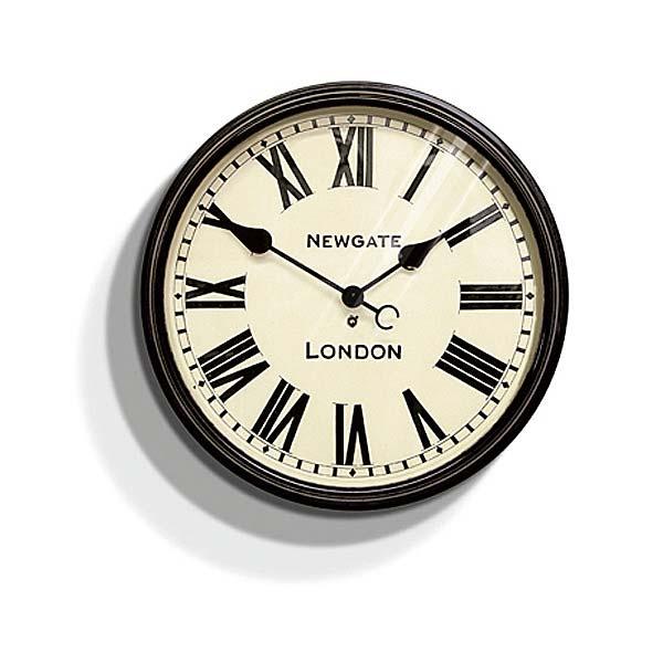 時計 時計 壁掛け 壁掛け時計 おしゃれ アンティーク 掛け時計 北欧 アナログ 雑貨 掛時計 インテリア時計 壁時計 ウォールクロック シャビー NEW GATE クロック TR-4257 Battersby wall clock クラシカル レトロ プレゼント 送別会 ギフト 贈り物 誕生日 お祝い