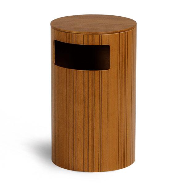 ゴミ箱 ごみ箱 ふた付き 木製 ダストボックス saito wood ナチュラル ゴミ箱 ふた付き 蓋付きゴミ箱 木目 ごみばこ ゴミばこ おしゃれ 北欧 リビング ダイニング ダストボックス  トラッシュカン サイトーウッド 990T TABLE&DUST BOX チーク