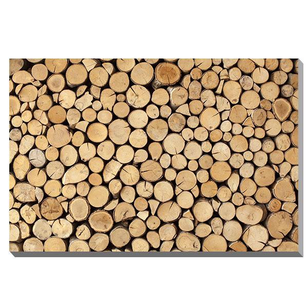 アートパネル キャンバス 抽象画 アートポスター ファブリックパネル 壁掛け インテリア雑貨 壁面 装飾 パネル ボード フレーム 壁 モダン インテリアパネル インテリア ペイント アート 北欧 おしゃれ カラフル ディスプレイ IAP51593 urbans Wall made of stacked wood