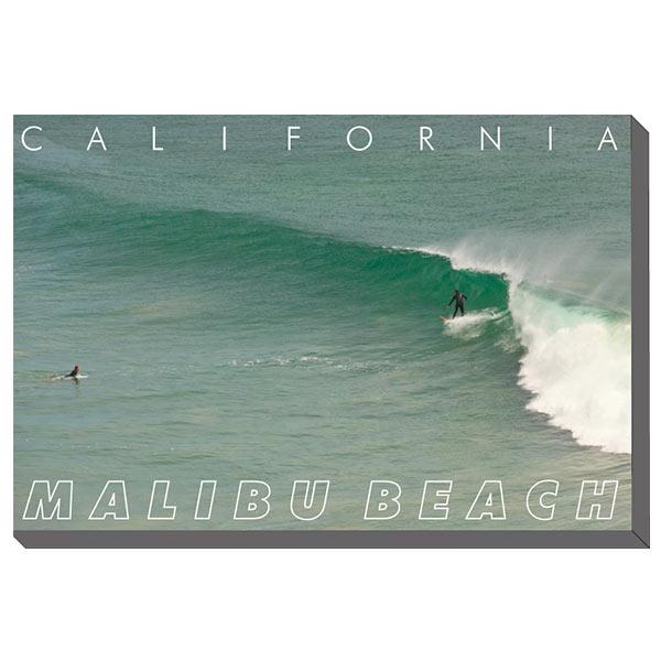 ポスター アートパネル おしゃれ パネル 壁 写真 インテリア フォトパネル 風景 リビング ダイニング 玄関 オフィス Malibu Beach