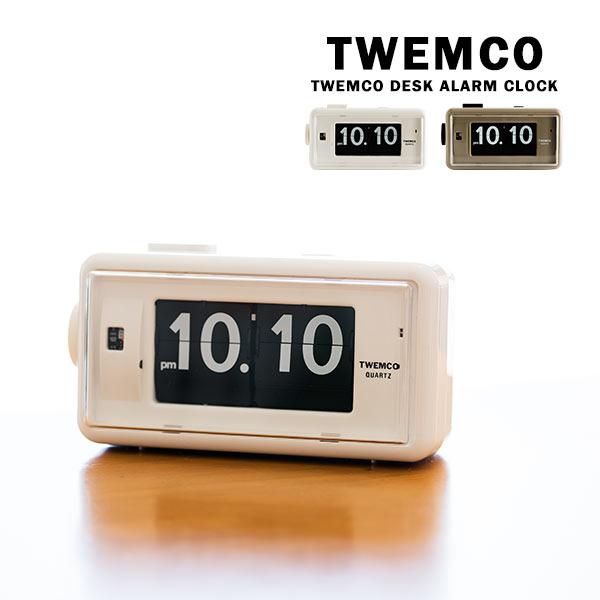 低価格で大人気の 時計 モダン ミッドセンチュリー シンプル おしゃれ おしゃれ レトロ デスククロック モダン フルオートマチック シンプル グレー×ブラック ホワイト×ホワイト TWEMCO, でんKING:09afc70f --- hortafacil.dominiotemporario.com