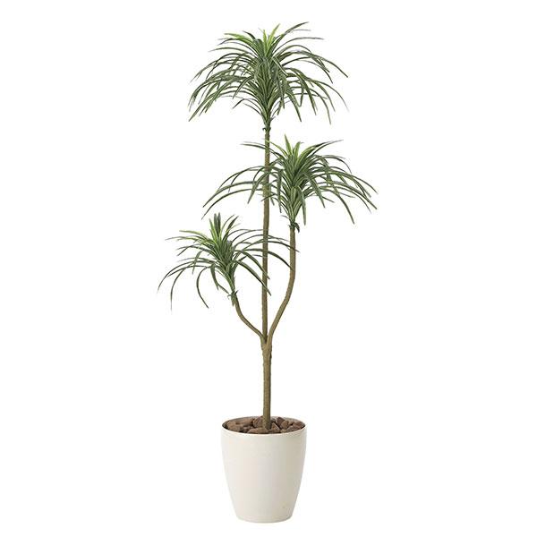光触媒 観葉植物 植物 人工観葉植物 インテリアグリーン グリーン インテリア フェイク 人口 イミテーション イミテーショングリーン アートグリーン おしゃれ ギフト お祝い 開店祝い リビング フェイクグリーン ユッカ 1.3 高さ130cm