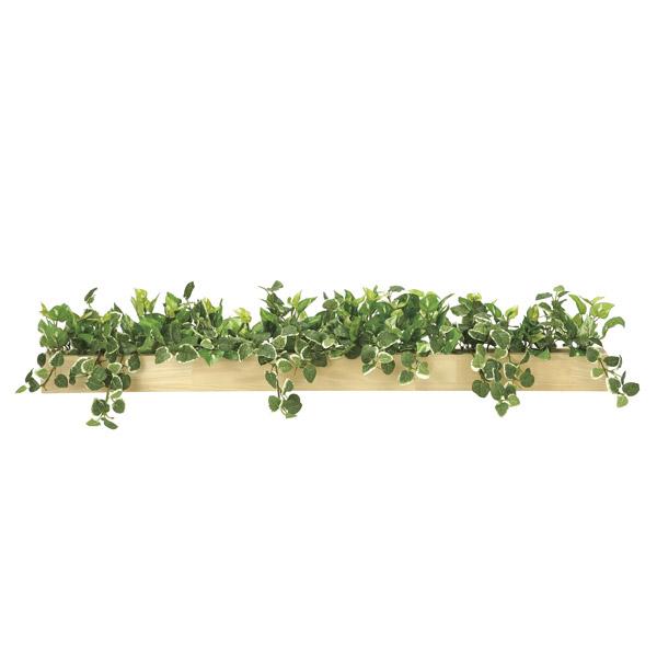 人工観葉植物 光触媒 観葉植物 フェイクグリーン インテリア 人工植物 高さ18cm 消臭 抗菌 防汚 ボックスウッド
