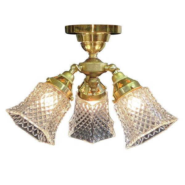 シーリングライト レトロ ガラス 6畳 6畳用 4畳 シーリングランプ インテリアライト ガラス 3灯 北欧 照明 天井 アンティーク 洋風 レトロ ガラスシェード 天井照明 シーリング ライト シーリングライト レトロ ガラス 北欧 照明 クラシカル カフェ  新築祝い