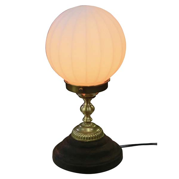 テーブルライト アンティーク 北欧 照明 かわいい レトロ 卓上 スタンドライト 卓上照明 ベッドサイド ランプ FC-610G 311 テーブルランプ