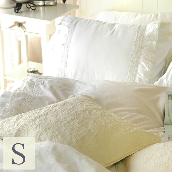シャビーホワイトフリル ベッドカバー 3点セット シングル ベットカバー ベッドスプレッド ベッドスカート|布団カバー ベッド かわいい フリル ホワイト 白 ベットスカート 寝室 スカート ベッドシーツ ベット ホテル仕様 姫系 布団シーツ