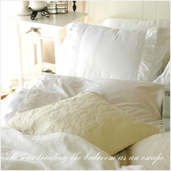 ベッドカバー シャビーホワイトフリル ベッドカバー4点セット【ダブル】ベットカバー フリル(ベッドスカート ベッドカバーダブル |ベッドスプレッド フリル ベットスカート ダブルサイズ スカート ベッド シャビーシック ホワイト 白 姫系 ベッドカバーセット ベットカバー