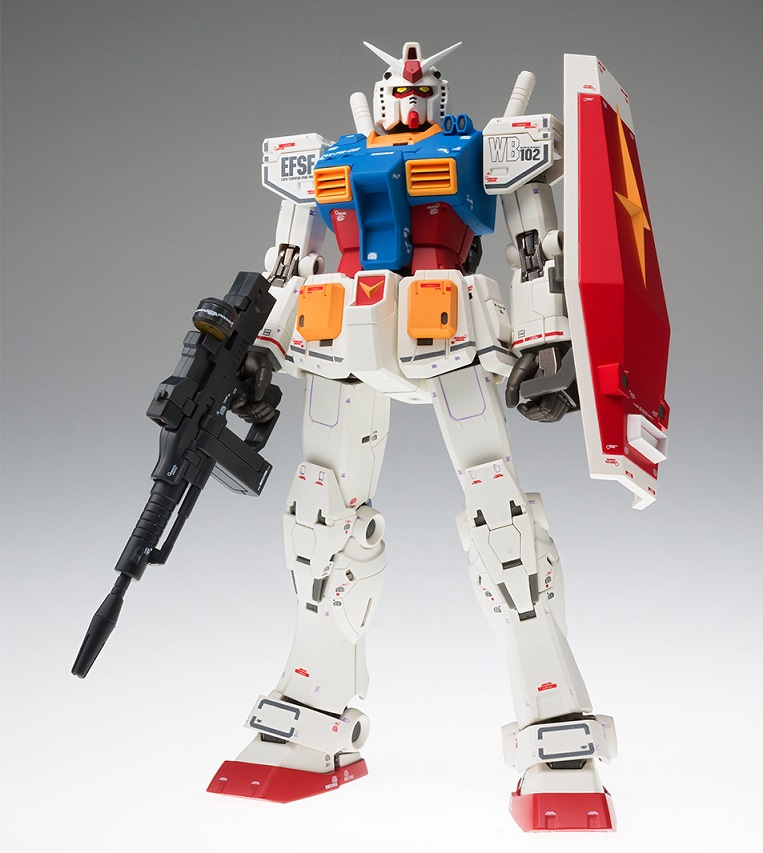 GUNDAM FIX FIGURATION METAL COMPOSITE 【RX-78-02 ガンダム(40周年記念Ver.)】
