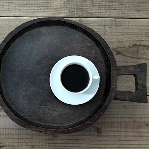 エチオピア アンティーク コーヒーテーブル M(2)