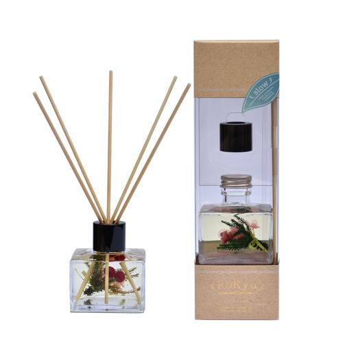 kokyu ディフューザー slow スロー diffuser コキュウ◆ルーム/フレグランス/スティック/芳香/アロマ/ギフト/プレゼント/香り/癒し/リラックス/fragrance/aroma/gift/room