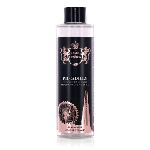 Ashleigh&Burwood テールズオブロンドン ディフューザー レフィル(スティック付) ピカデリー Piccadilly Diffuser Refill Tales of London アシュレイ&バーウッド◆アロマ/ルームフレグランス/プレゼント/つめかえ/aroma/fragrance/reed stick/gift【送料無料】