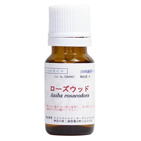 Zefi:r/ゼフィール 精油 ローズウッド 10ml 野生ペルー産