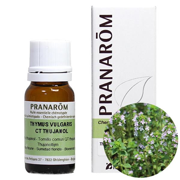 プラナロム/PRANAROM 精油/プラナロム タイム・ツヤノール エッセンシャルオイル【プラナロム 精油 送料無料】