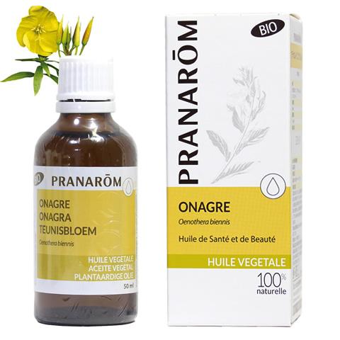 プラナロム/PRANAROM キャリアオイル イブニングプリムローズオイル