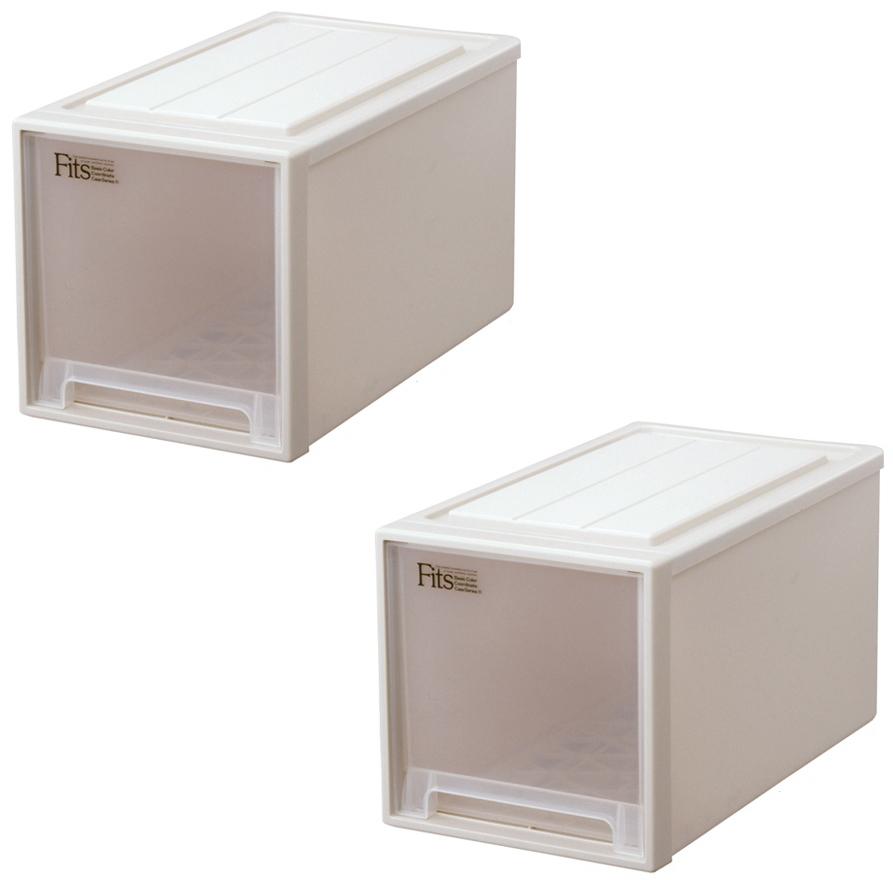 『お買い得5個セット』 収納ケースといえばFitsケース。 天馬 フィッツケース 押入れ収納シリーズ! (スリム)