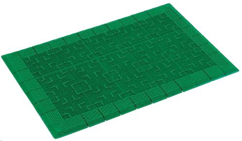 【クーポン対象品】テラロイヤルマット 900×1500mmMR-050-052~テラモト~『土砂落とし用マット』(スルー形状)