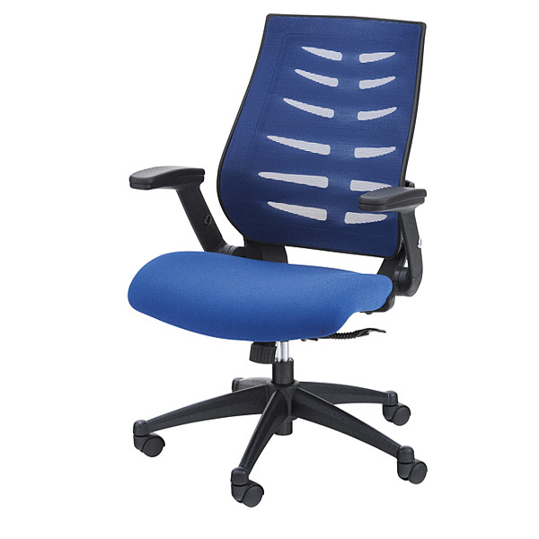 チェア OAチェア PCチェア 肘付き メッシュ オフィスチェア 固定肘 ガス昇降 おしゃれ かっこいい 座り心地 ブラックフレーム