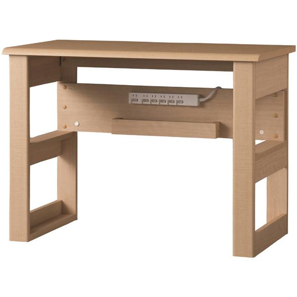 木製デスク KOJD-100x50デスク 机 1000x500xH740mm 小島工芸 国産品