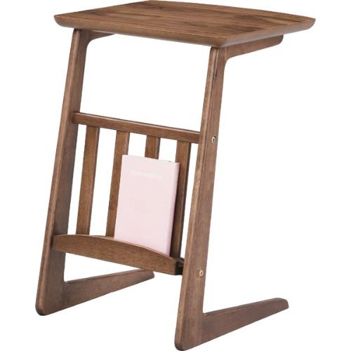 テーブル 木製 サイド ソファー リビング コンパクト おしゃれ 一人暮らし 安い 木 棚つき ナイトテーブル 安い 幅40cm スリム サイズ 北欧 頑丈