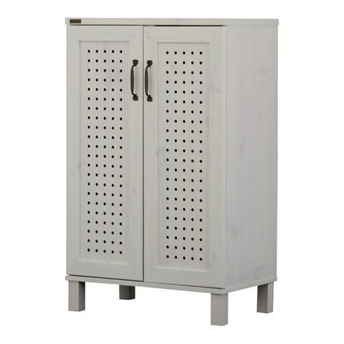 木製シューズボックス 木製シューズラック 玄関収納 おしゃれ 扉付き シューズ棚 ストッカー 選べる3色
