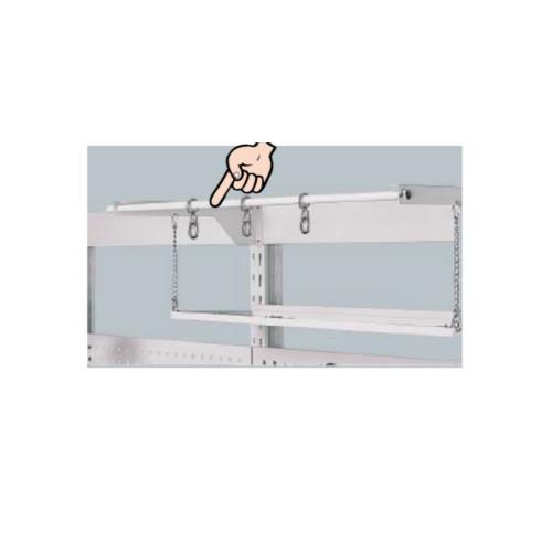 ラインテーブル オプション フックバー 幅90cm用 送料別途商品