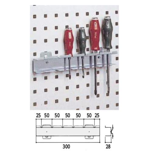 ラインテーブル オプション ドライバーフック 幅30cm 5個セット 送料別途商品