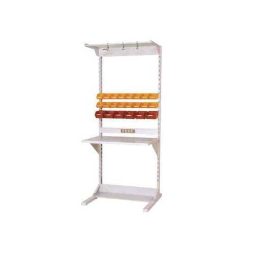 ラインテーブル 幅90cm 高さ212.5cm FYCタイプ 片面 単体 作業台 組立台 送料無料