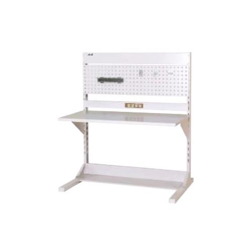 ラインテーブル 幅120cm 高さ140.5cm PCタイプ 片面 連結 作業台 組立台 送料無料