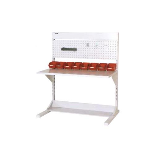 ラインテーブル 幅120cm 高さ140.5cm PYタイプ 片面 連結 作業台 組立台 送料無料
