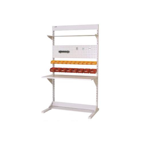 ラインテーブル 幅120cm 高さ212.5cm TPYタイプ 片面 単体 作業台 組立台 送料無料