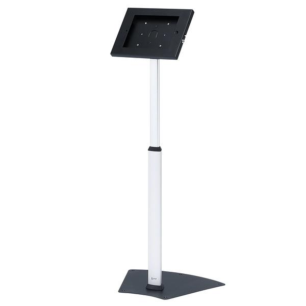ipad タブレットスタンド 高さや角度が調節できる。 受付など便利