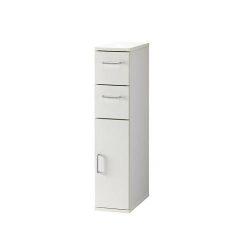 チェスト キッチンチェスト 幅20 棚 収納 隙間 おしゃれ スリム コンパクト 家具 キッチン 安い 木製 ホワイト おすすめ すきま家具 食器棚 スレンダー