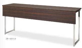 会議テーブル 折り畳み式 高級 カンファレンステーブル 幕板付きテーブル