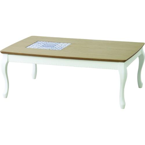 コタツ アリス こたつ 1年中使えるこたつ おこた 座卓 センターテーブル リビングテーブル ちゃぶ台 インテリア 家具 おしゃれ ガーリー 猫脚