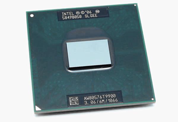モバイル Core2Duo T9900 3.06GHz SLGEE バルク