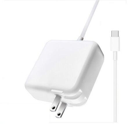 87W USB-C Type-C 電源アダプタ ポイン最大43.5倍 高級な 新品アップル Macbook用 USB 新作 大人気 C USB-C充電器 Type 15 互換電源アダプター 互換電源アダプタ 対応 A MacBook Pro MNF82CH inch 2016 PSE認証取得済