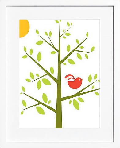 アートパネル アートポスター 絵画 インテリア ポスター タペストリー 壁掛け アートフレーム ウォールアート アートボード ポップアート モノトーン モノクロ デザイナーズ アンティーク シンプル モダン 北欧 おしゃれアバリサ Red Songbird