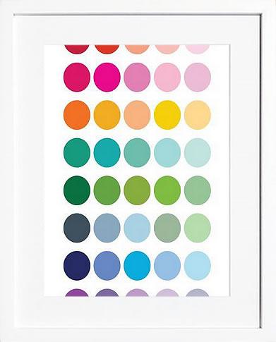 アートパネル アートポスター 絵画 インテリア ポスター タペストリー 壁掛け アートフレーム ウォールアート アートボード ポップアート モノトーン モノクロ デザイナーズ アンティーク シンプル モダン 北欧 おしゃれアバリサ Rainbow Dots