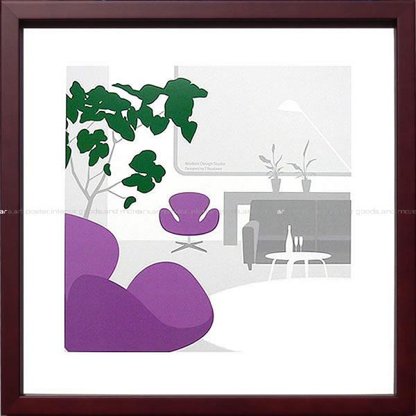 アートパネル アートポスター 絵画 インテリア ポスター タペストリー 壁掛け アートフレーム ウォールアート アートボード モダンアート モノトーン モノクロ アンティーク シンプル 北欧 おしゃれアルネ ヤコブセン スワンチェア