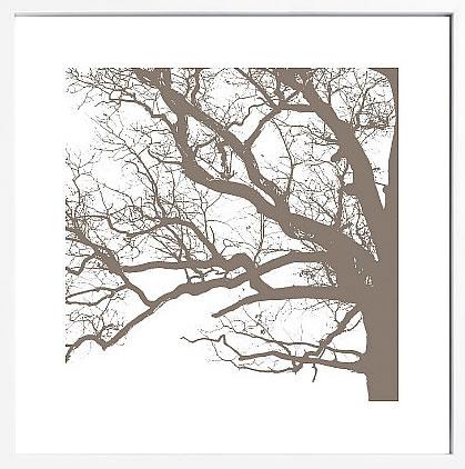【絵画 アートパネル 壁掛け 専門店】アートフレーム/アートポスター エリン・クラーク Majesty III(アートパネル アートフレーム アートポスター 北欧 絵画 インテリア ポスター 壁掛け)【0824カード分割】