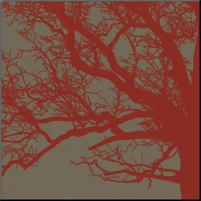 【絵画 アートパネル専門店】【アートフレーム専業】絵画 アート/アートパネル エリン・クラーク Cinnamon Tree III◆フレームのないパネル加工◆(アートパネル アートフレーム アートポスター 絵画 インテリア ポスター 壁掛け)【0824カード分割】