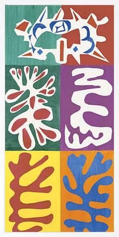 【絵画 アートパネル 壁掛け 専門店】アートフレーム/アートポスター アンリ・マティスPanel with Mask c1947(アートパネル アートフレーム アートポスター 北欧 絵画 インテリア ポスター 壁掛け)