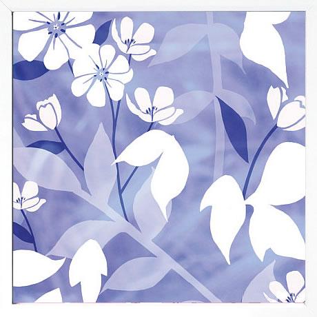アートパネル アートポスター 絵画 インテリア ポスター タペストリー 壁掛け アートフレーム ウォールアート アートボード インテリアアート モノトーン モノクロ アンティーク シンプル 北欧 おしゃれケイト ナイト Summer Blossoms 3