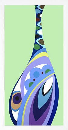 【絵画 アートパネル 壁掛け 専門店】アートフレーム/アートポスター メアリー・カルキンズModerno Bello II(アートパネル アートフレーム アートポスター 北欧 絵画 インテリア ポスター 壁掛け)