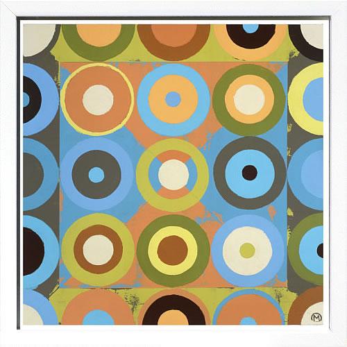 【絵画 アートパネル 壁掛け 専門店】アートフレーム/アートポスター メアリー・カルキンズPoint in Time 1(アートパネル アートフレーム アートポスター 北欧 絵画 インテリア ポスター 壁掛け)