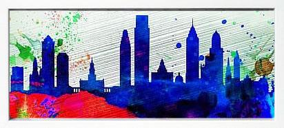 アートパネル アートポスター 絵画 インテリア ポスター タペストリー 壁掛け アートフレーム ウォールアート アートボード ポップアート モノトーン モノクロ デザイナーズ アンティーク シンプル モダン 北欧 おしゃれナックスアート フィラデルフィア