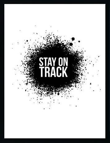 アートパネル アートポスター 絵画 インテリア ポスター タペストリー 壁掛け アートフレーム ウォールアート アートボード ポップアート モノトーン モノクロ デザイナーズ アンティーク シンプル モダン 北欧 おしゃれナックスアート Stay on Track