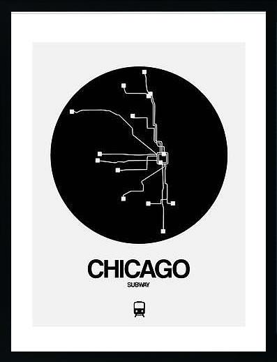 アートパネル アートポスター 絵画 インテリア ポスター タペストリー 壁掛け アートフレーム ウォールアート アートボード ポップアート モノトーン モノクロ デザイナーズ アンティーク シンプル モダン 北欧 おしゃれナックスアート シカゴ ストリートマップ