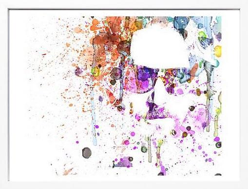 アートパネル アートポスター 絵画 インテリア ポスター タペストリー 壁掛け アートフレーム ウォールアート アートボード ポップアート モノトーン モノクロ デザイナーズ アンティーク シンプル モダン 北欧 おしゃれナックスアート ビッグ リボウスキ